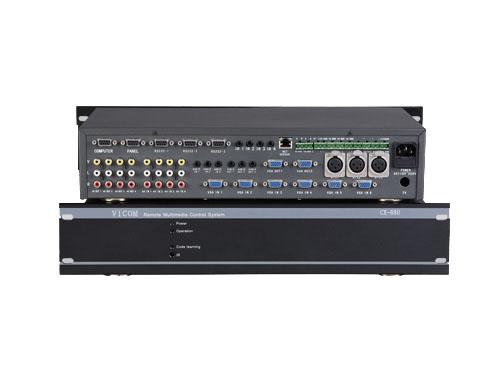如:信号切换器,电源控制器,调光器,读卡器等    6, 2组rs-485介面